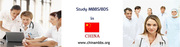 Affordable medical courses in China for Indian Students