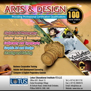 Arts & Design Course- Special Discount is Available - In Dubai