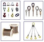 Distributor of Lifting equipments and sling set.