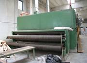 Complete plant for the production of veneer