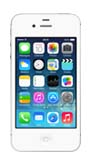 Apple iPhone 4s  (Silver-66825)