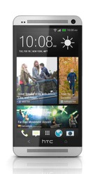 (Silver-66916) HTC silver one